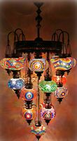Picture for category Mosaic Chandeliers