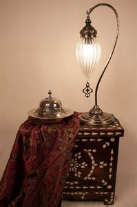 Picture of Pyrex Glass Table Lamps