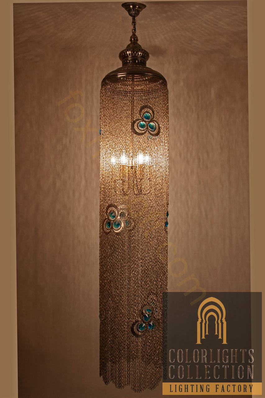 Picture Of Hanging Chain Lamps